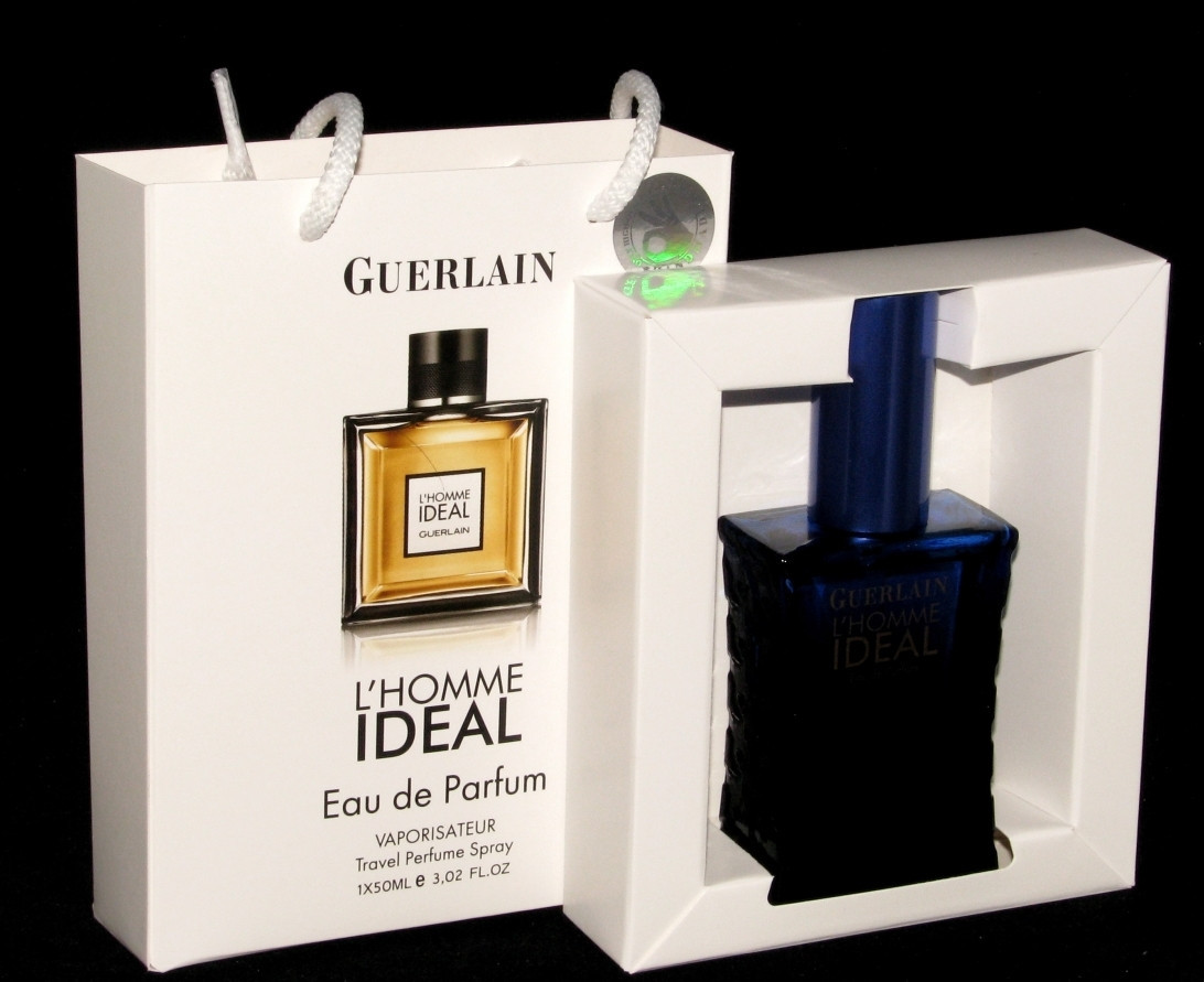 Guerlain Lhomme Ideal Travel Perfume 50ml цена 125 грн купить
