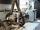 Homag KAL 310 /3 /A3 Optimat б/у кромкооблицовочный станок для производительной поклейки тонкой кромки, фото 8
