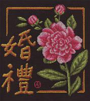 Набор для вышивки крестом Panna И-1152 Бракосочетание