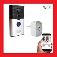 Smart WiFi Doorbell Умный дверной звонок с камерой Wi-Fi, фото 1