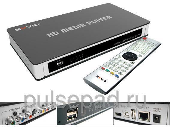HD Медиа Плеер SYVIO-200A