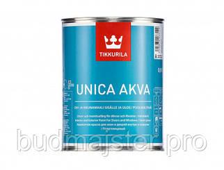 Фарба Tikkurila Уніка Аква біла 0,9 л