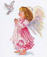 Набор для вышивки крестом Алиса 4-05 Благослови