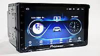 Автомагнитола  Pioneer 4S GPS + WiFi + 4Ядра +Android   2Din
