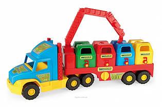 Іграшковий сміттєвоз Super Truck