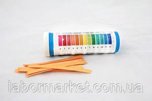 Универсальная индикаторная бумага рН 0-12 (лакмусавая бумага)