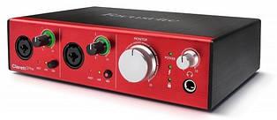 Аудіоінтерфейс Focusrite CLARETT 2 PRE USB