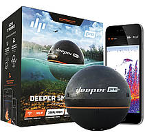 Картплоттер(GPS)-смарт-эхолот Deeper Smart Sonar PRO+