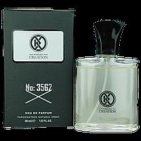 Чоловіча парфумована вода Fon cosmetic Kreasyon Creation 3562 Creed 30 мл (3541284)