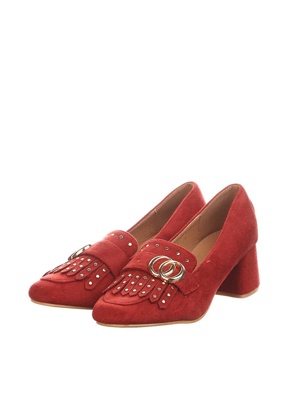 Женские туфли Giana red