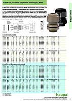 Кабельные вводы IP68 PG haupa