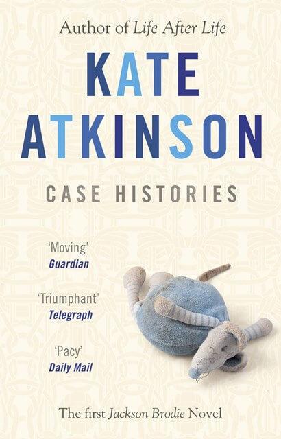 Книга Case Histories