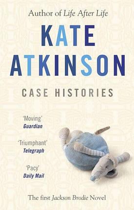 Книга Case Histories , фото 2
