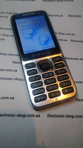 Телефон samsung b360e КОПИЯ  б.у, фото 2