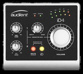 Аудіоінтерфейс Audient iD4, фото 2