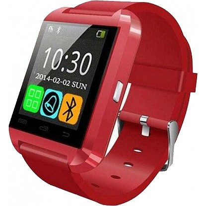 Умные часы UWatch Smart U8 (Red)