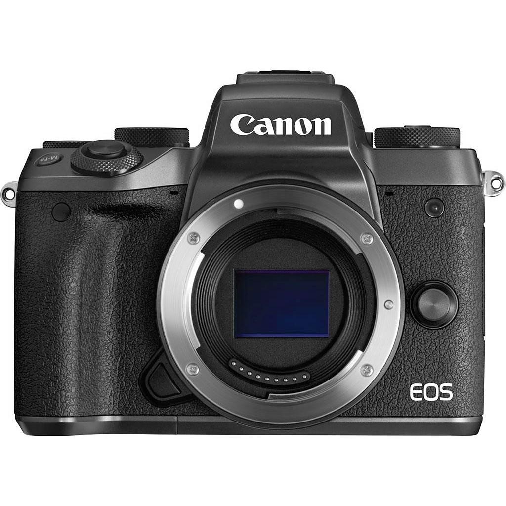Беззеркальный фотоаппарат Canon EOS M5 body