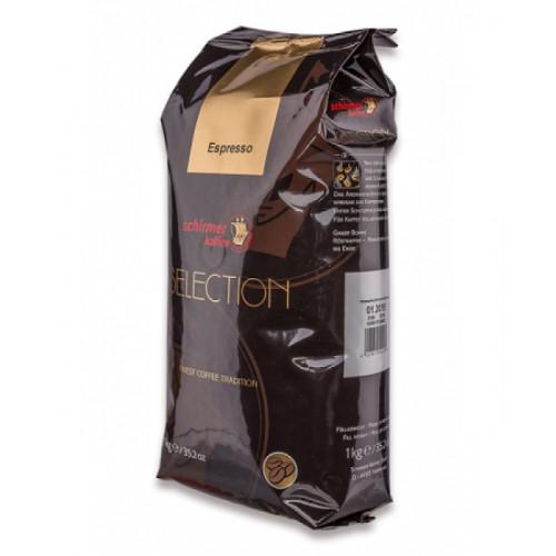 Кофе Schirmer Selection Espresso 1кг (зерно)