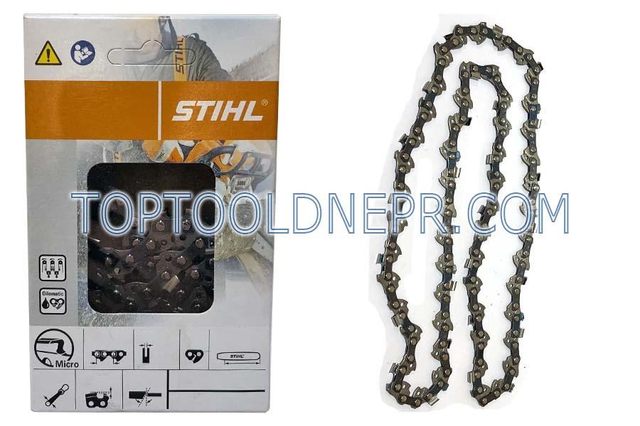 Цепь для бензопил STIHL 3/8 56 звеньев 1,1 RS фирменная