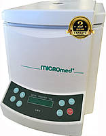 Центрифуга лабораторная СМ-5 MICROmed