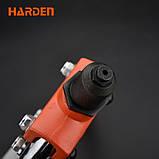 """Заклепочник важільний професійний дворучний 17"""", для заклепок 3,2-4,8 мм Harden Tools 610113, фото 4"""
