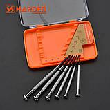 Набор прецизионных отверток для точных работ, 6 штук Harden Tools 550121 , фото 3