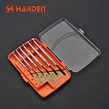 Набор прецизионных отверток для точных работ, 6 штук Harden Tools 550121 , фото 6
