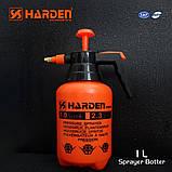 Опрыскиватель распылитель ручной 1 л Harden Tools 632501, фото 2