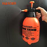 Ручний садовий обприскувач 2 л Harden Tools 632502, фото 3