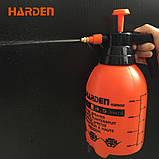 Ручний садовий обприскувач 2 л Harden Tools 632502, фото 4
