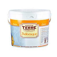 """Декоративная краска с эффектом """"мокрого шёлка"""" Arabesque 1,25 л"""