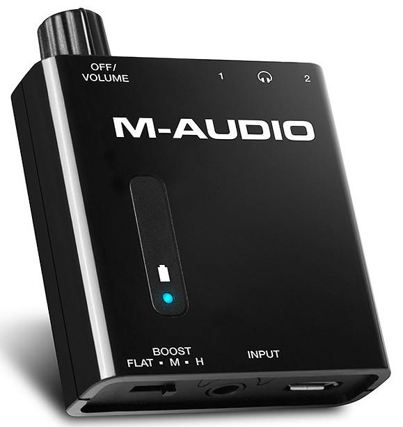 Підсилювач для навушників M-Audio Bass Traveler