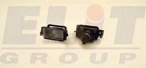 Фара противотум левая в передний бампер -95  BMW 5 (E34) 444-2002L-UQ DEPO