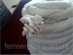 Асбошнур ШАОН мокрого плетения 22 мм