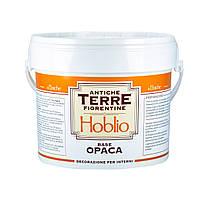 Декоративная краска с кварцем Hoblio Opaco 2,5 л