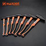 Профессиональный молоток с фиберглассовой ручкой 1 кг Harden Tools 590040, фото 6