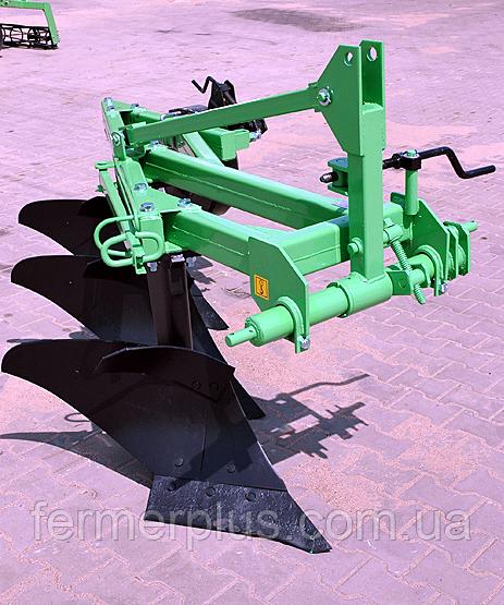Плуг тракторный Bomet 3-30  (Высокая сотйка. Польша)
