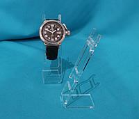 Выставочная подставка для часов прозрачная, фото 1