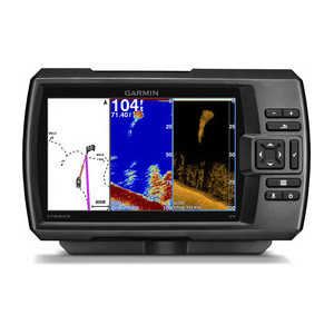 Картплоттер(GPS)-эхолот Garmin STRIKER 7CV (010-01808-00)