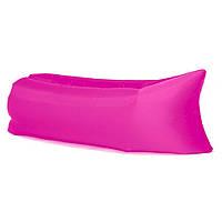 Надувной гамак Lamzac 240 см Розовый, КОД: 109878