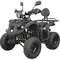 Квадроцикл SPARK SP125-5 (120 см. куб.,електростартер, білий)