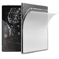 Силиконовый чехол Huawei MediaPad T5 10 (TPU бампер) (Хуавей Медиа Пад Т5 10)