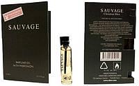 Christian Dior Sauvage - Parfume Oil with pheromon 5ml