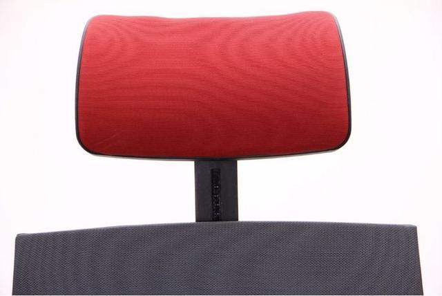 Кресло Nitrogen HB графит/бургунди (фото 7)