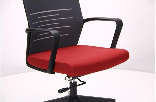 Кресло Nitrogen HB графит/бургунди (фото 8)