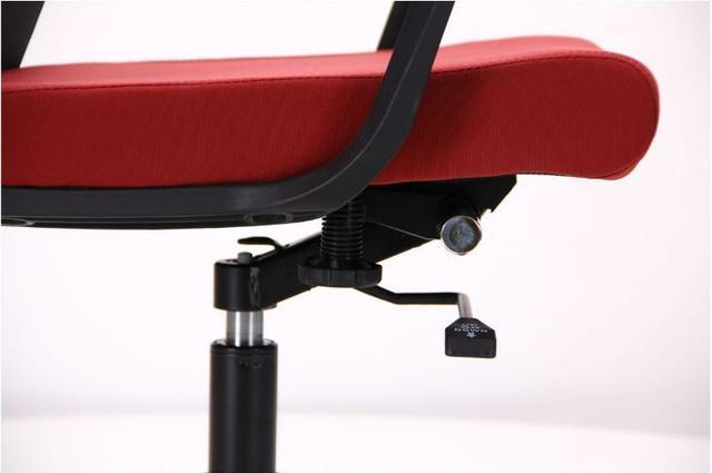 Кресло Nitrogen HB графит/бургунди (фото 12)