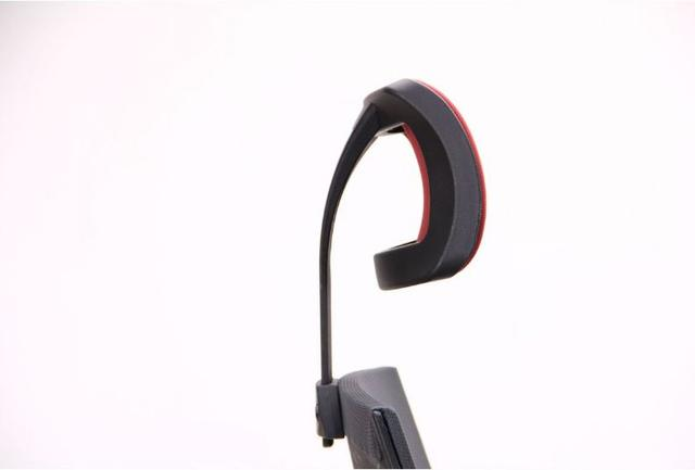 Кресло Nitrogen HB графит/бургунди (фото 14)
