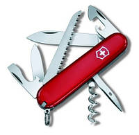 Нож складной Victorinox Camper Швейцария ОРИГИНАЛ 13 функций