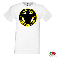 Мужская футболка Bodybuilding