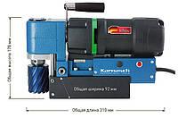 Компактный магнитный сверлильный станок для ограниченных пространств KALP 45